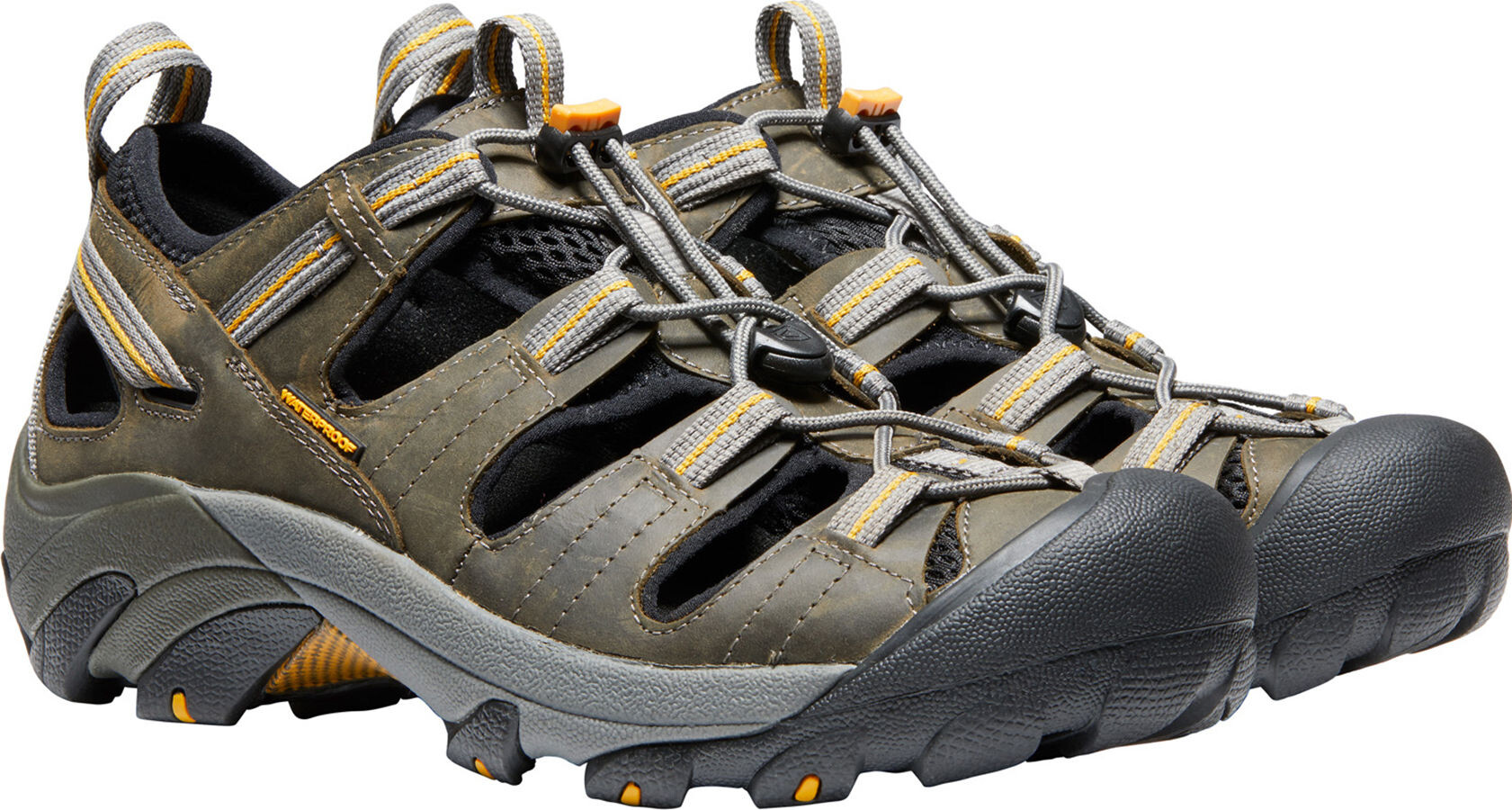d0f5380fcd2 Keen Arroyo II Sandaler Herrer brun | Find outdoortøj, sko & udstyr ...